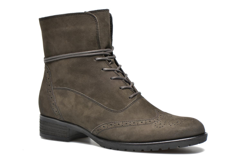 Bottines et boots Gabor Alcina Gris vue détail/paire