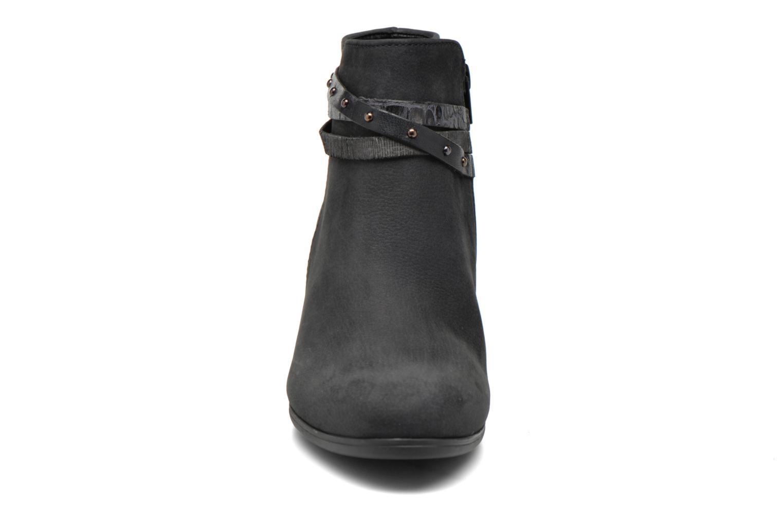 Bottines et boots Gabor Jalmira Bleu vue portées chaussures