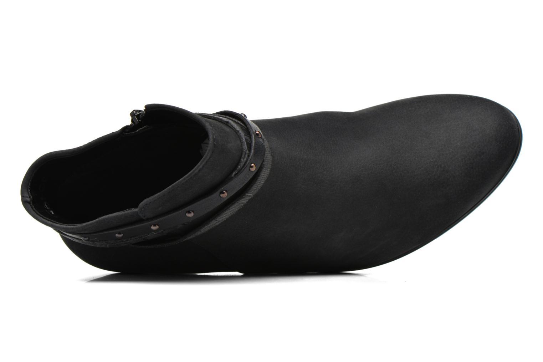 Bottines et boots Gabor Jalmira Bleu vue gauche