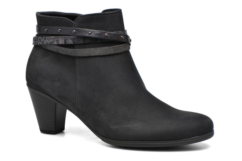 Bottines et boots Gabor Jalmira Bleu vue détail/paire