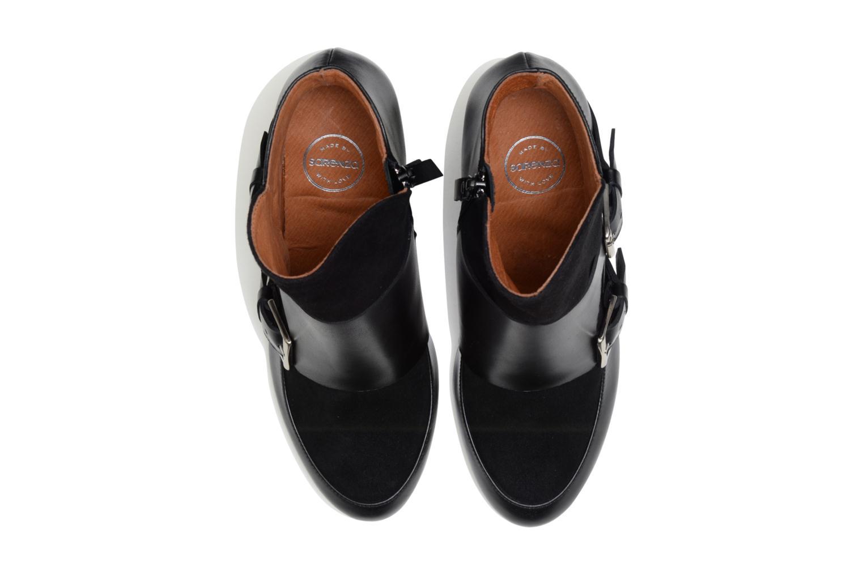 Ankelstøvler Made by SARENZA Chantilly Chérie #13 Sort se skoene på