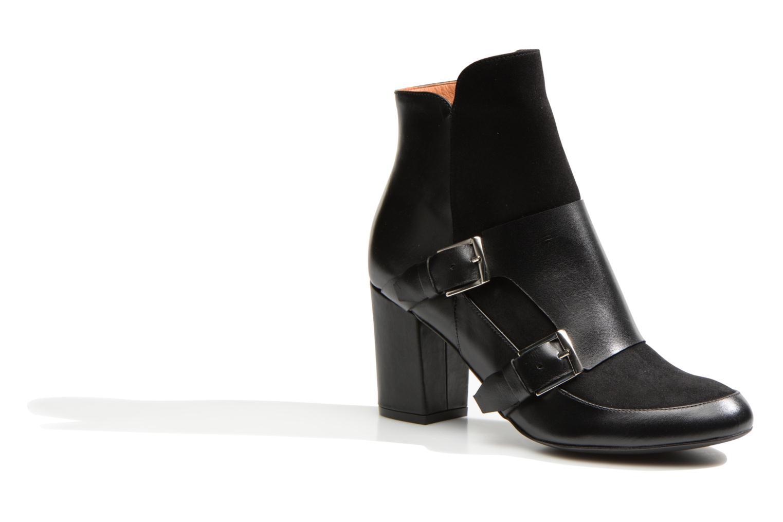 Ankelstøvler Made by SARENZA Chantilly Chérie #13 Sort Se fra højre