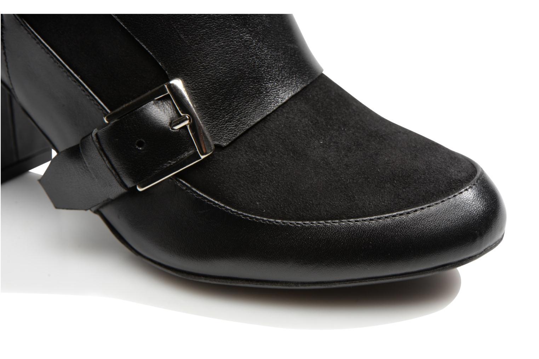 Boots en enkellaarsjes Made by SARENZA Chantilly Chérie #13 Zwart links