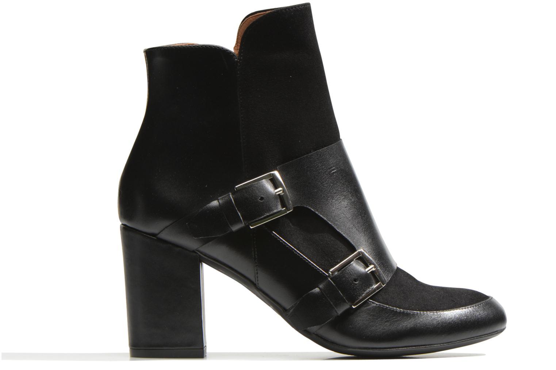 Ankelstøvler Made by SARENZA Chantilly Chérie #13 Sort detaljeret billede af skoene