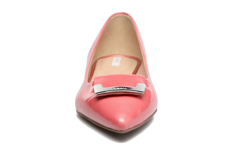 Ballerinas Geox D RHOSYN B D540FB rosa schuhe getragen