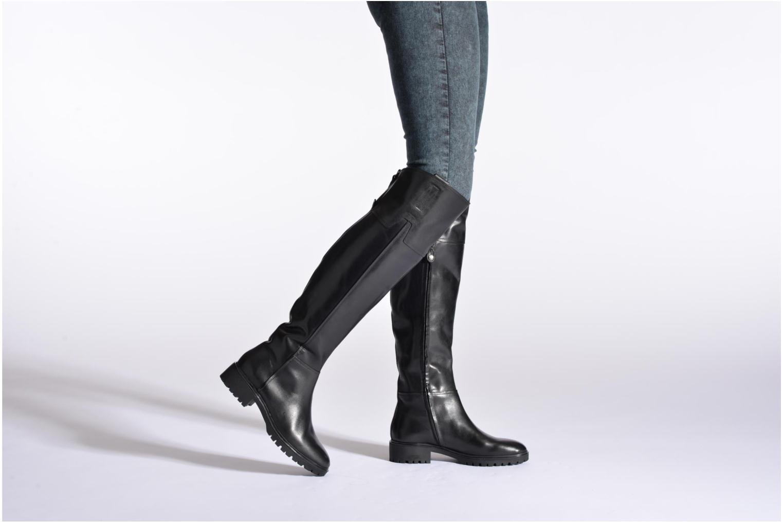 Laarzen Geox D PEACEFUL G D540GG Zwart onder