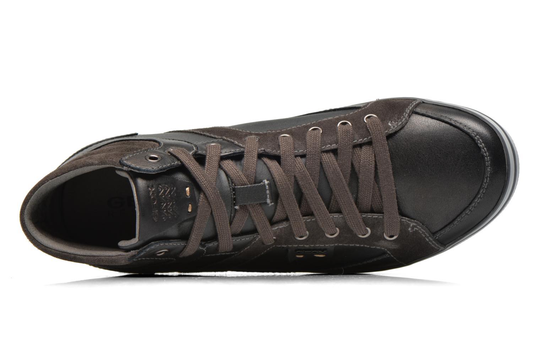 Sneaker Geox U BOX E U44R3E schwarz ansicht von links