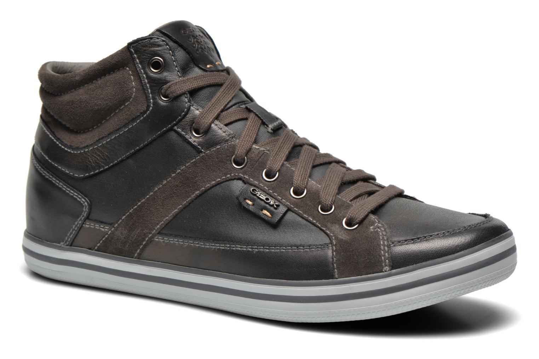 Sneakers Geox U BOX E U44R3E Zwart detail