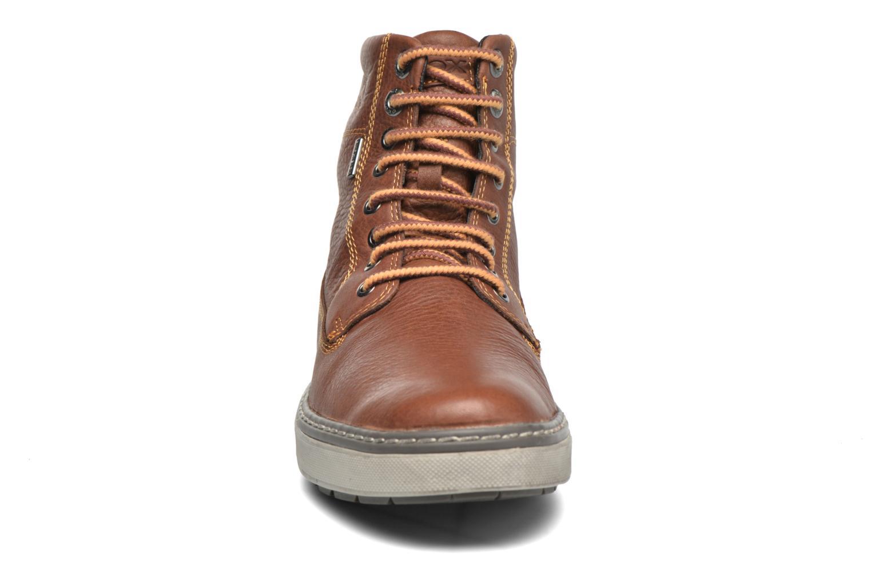 Bottines et boots Geox U MATTIAS ABX C U44T1C Marron vue portées chaussures