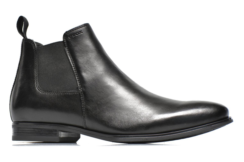 Bottines et boots Geox U ALBERT 2FIT I U44W3I Noir vue derrière