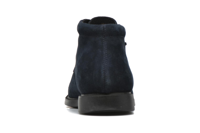 Chaussures à lacets Geox U BRAYDEN 2FIT ABX D U54N1D Bleu vue droite