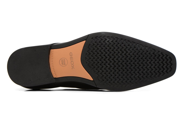 Chaussures à lacets Geox U NEW LIFE A U54P4A Noir vue haut