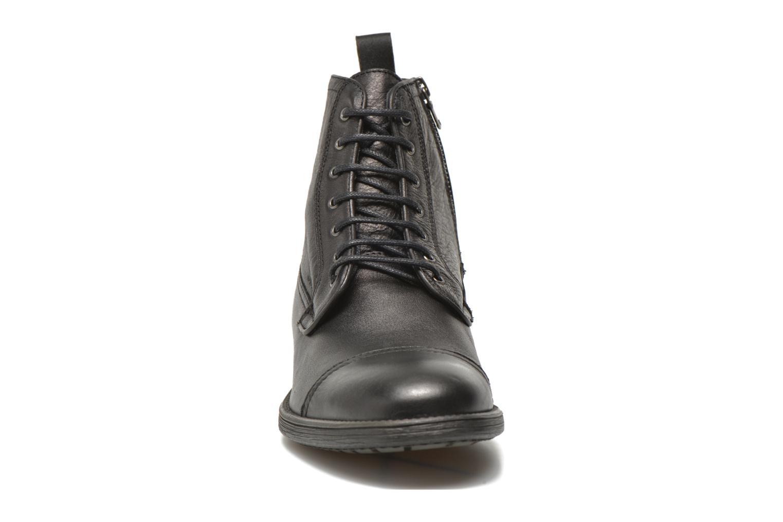 Boots en enkellaarsjes Geox U JAYLON B U54Y7B Zwart model