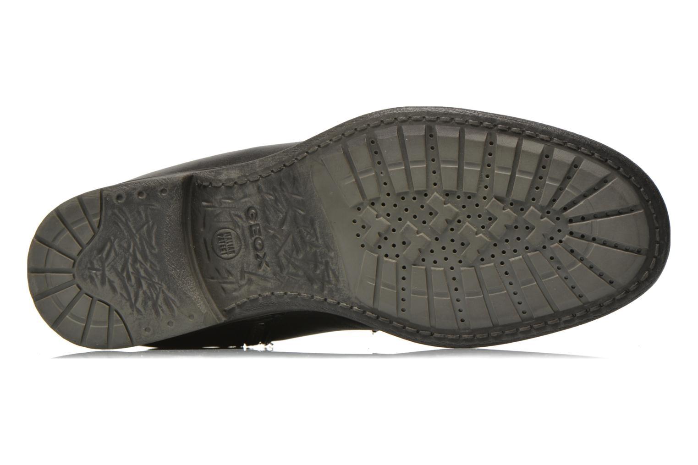 Boots en enkellaarsjes Geox U JAYLON B U54Y7B Zwart boven