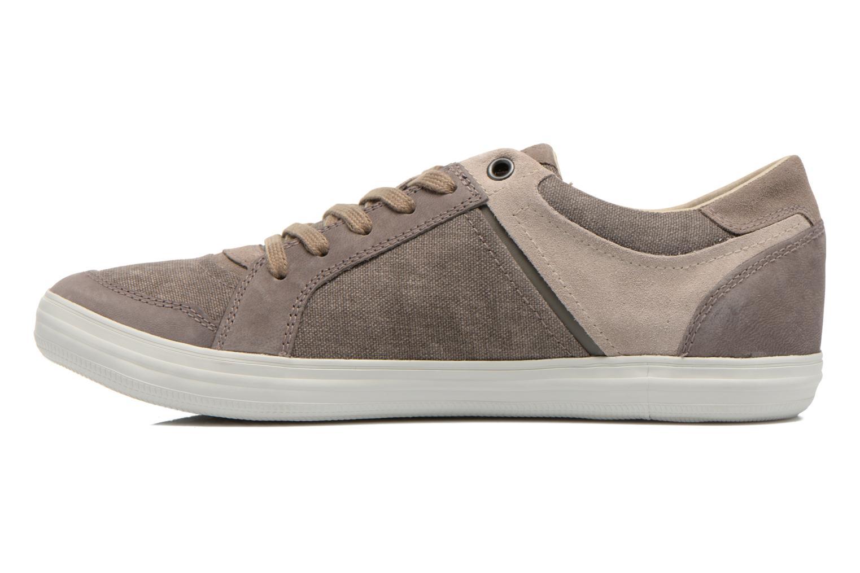 Sneaker Geox U BOX D U54R3D grau ansicht von vorne
