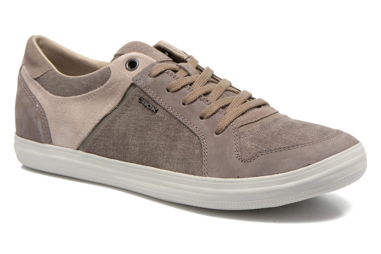 Sneaker Geox U BOX D U54R3D grau detaillierte ansicht/modell
