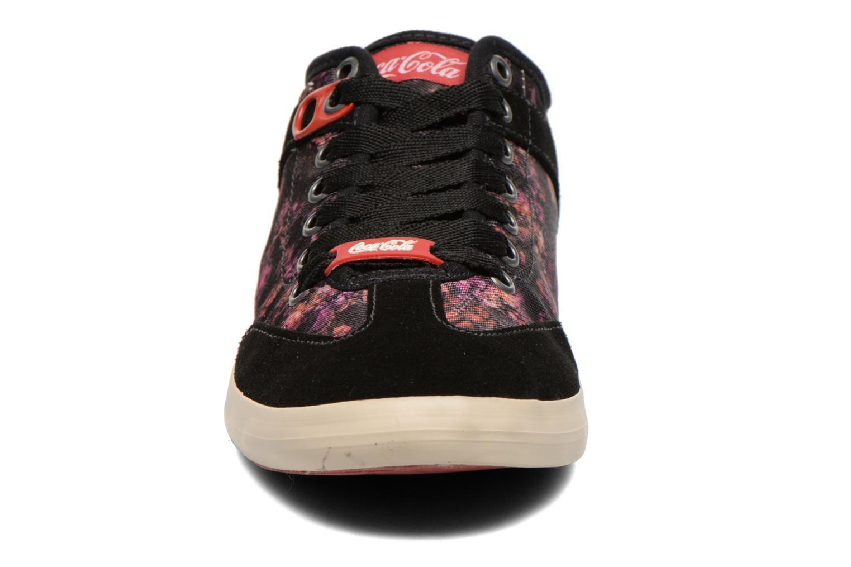 Sneakers Coca-cola shoes Montreal low print Zwart model