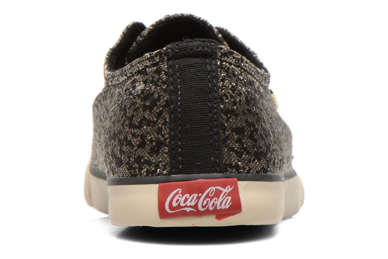 Baskets Coca-cola shoes The Best Fashion Multicolore vue droite