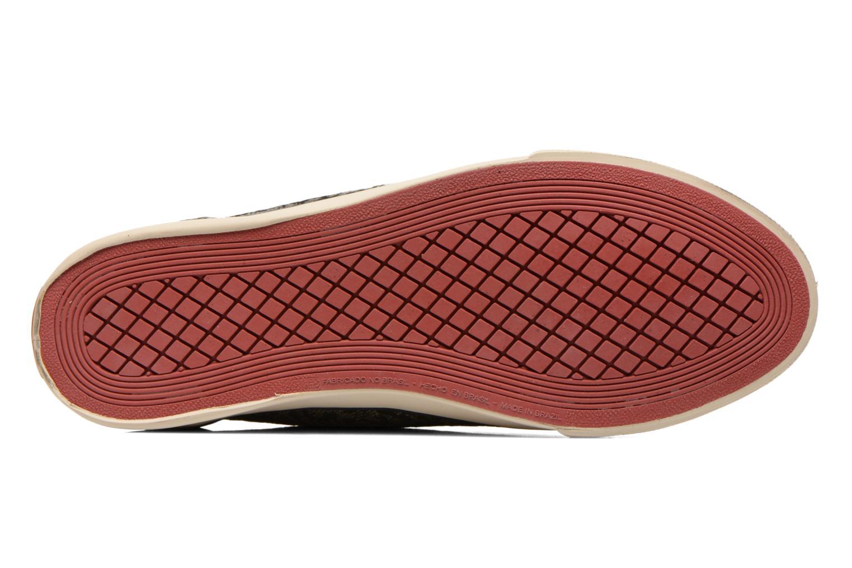 Baskets Coca-cola shoes The Best Fashion Multicolore vue haut