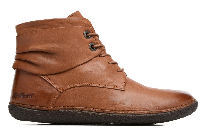 Bottines et boots Kickers HOBYLOW Marron vue derrière