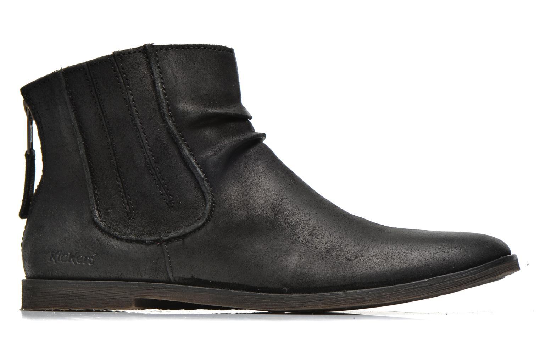 Bottines et boots Kickers REVIVAL Noir vue derrière