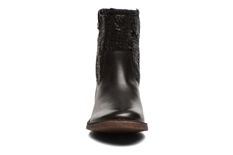 Stiefeletten & Boots Kickers cresson schwarz schuhe getragen