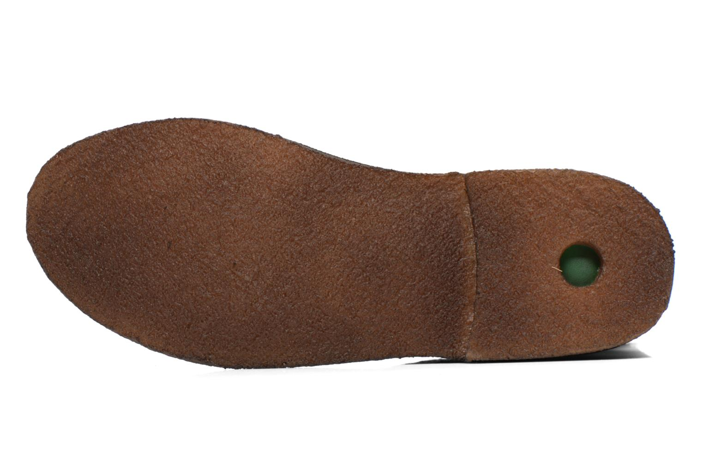 Stiefeletten & Boots Kickers cresson schwarz ansicht von oben