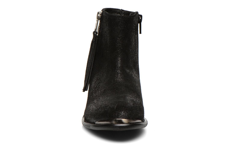 Boots en enkellaarsjes Yep Amelia Zwart model