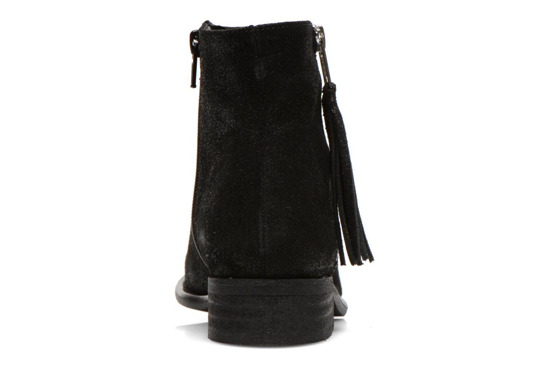 Bottines et boots Yep Amelia Noir vue droite