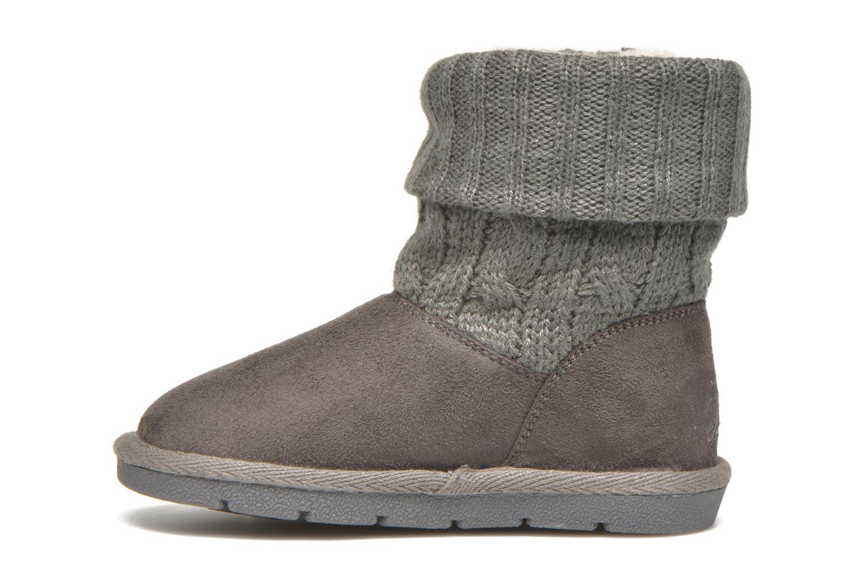 Bottines et boots Chicco Charme Gris vue face