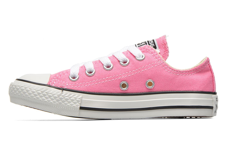 Sneaker Converse Chuck Taylor All Star Core Ox rosa ansicht von vorne