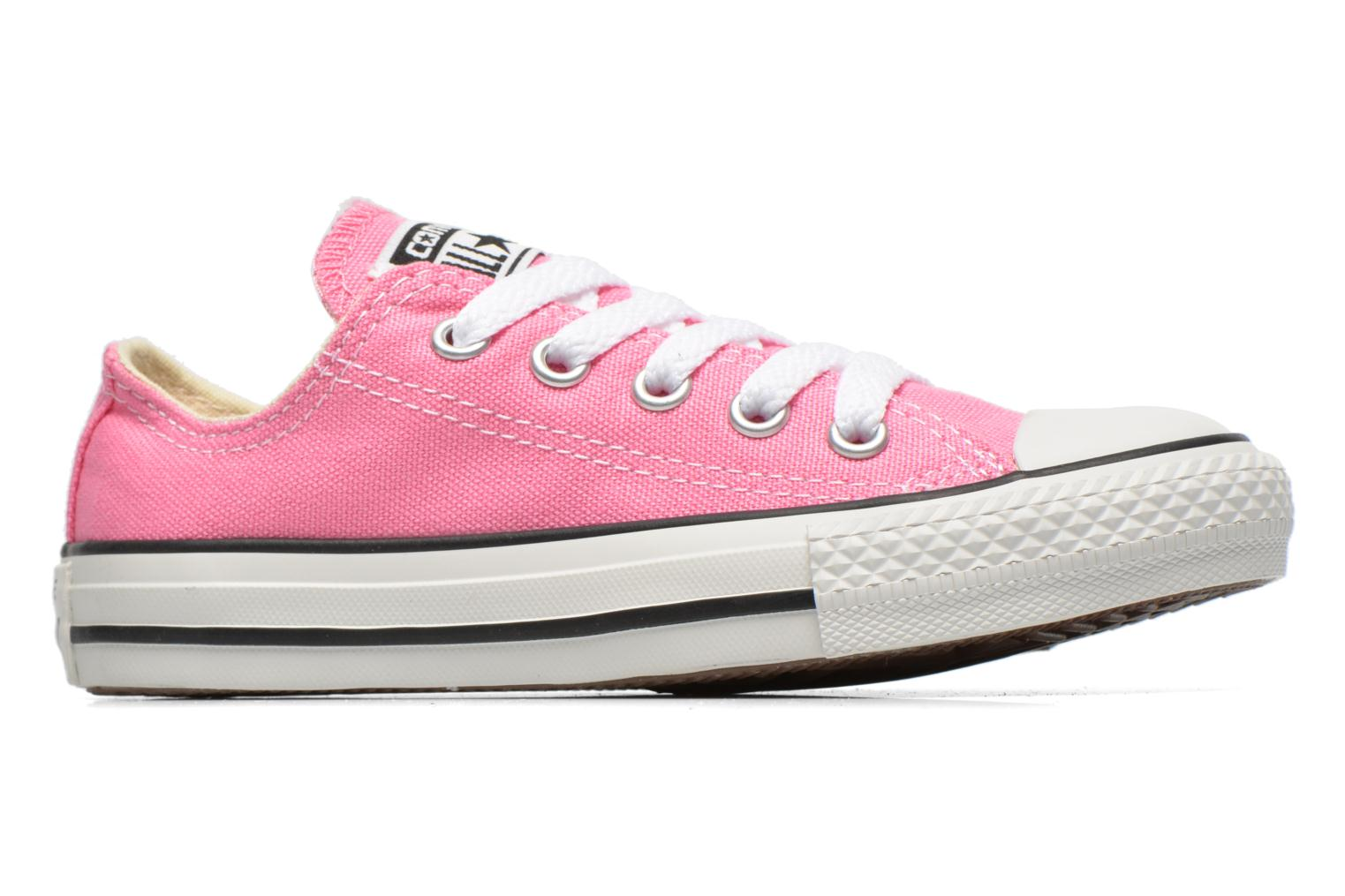 Sneakers Converse Chuck Taylor All Star Core Ox Roze achterkant