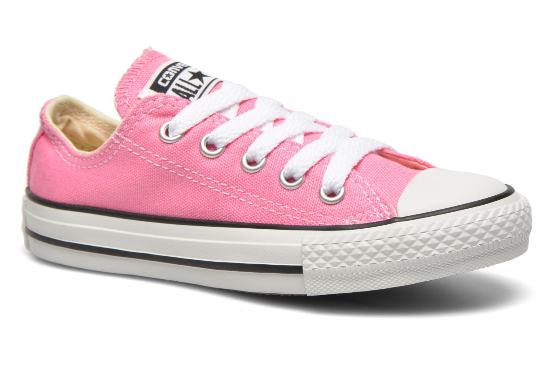 Sneakers Converse Chuck Taylor All Star Core Ox Pink detaljeret billede af skoene