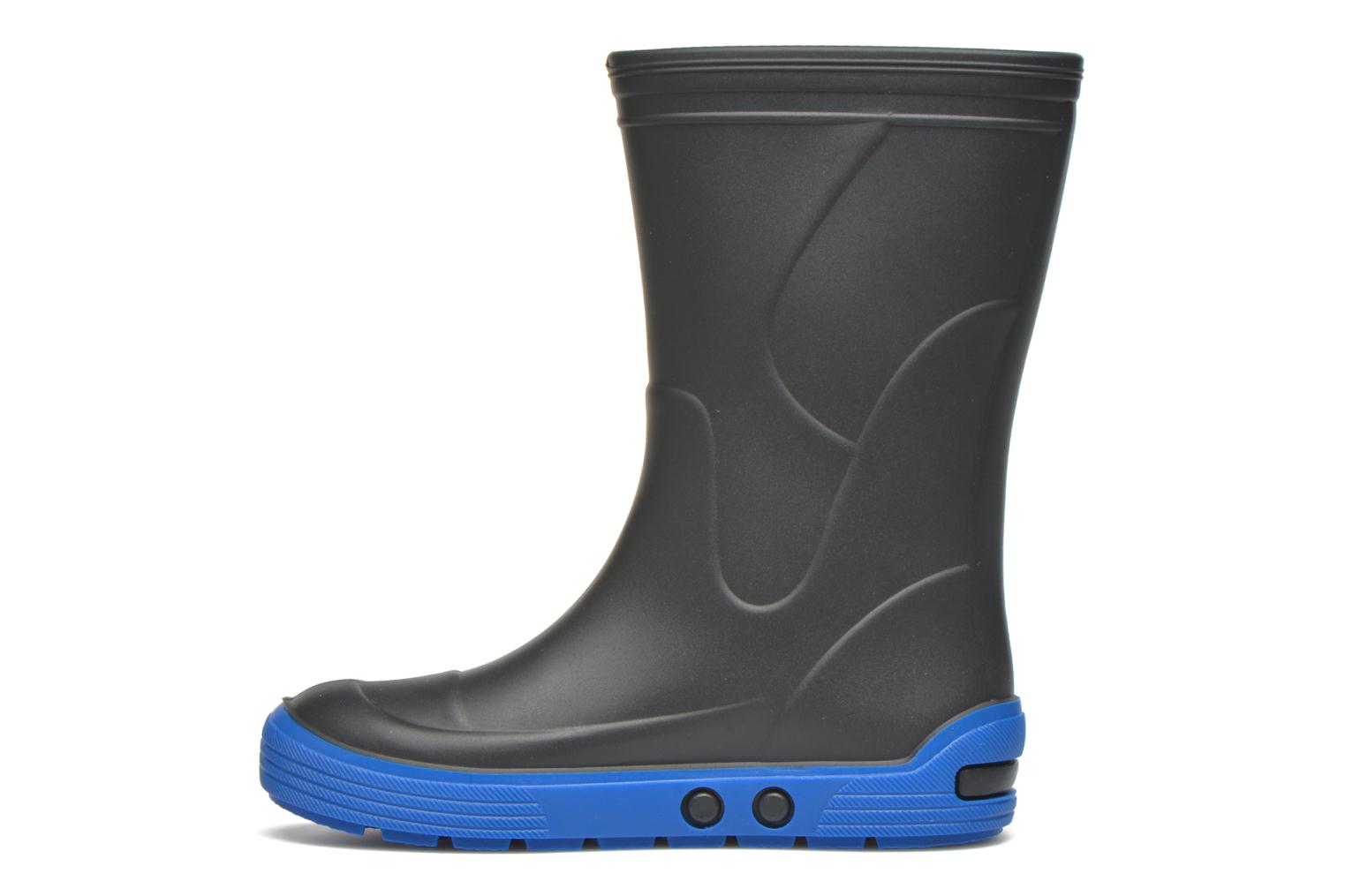 Boots & wellies Méduse Airbus Black front view