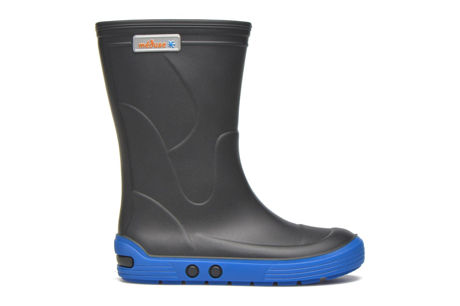 Boots & wellies Méduse Airbus Black back view
