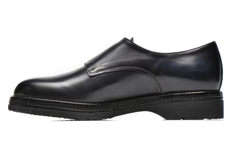 Chaussures à lacets Santoni Urban Hill 54271 Bleu vue face
