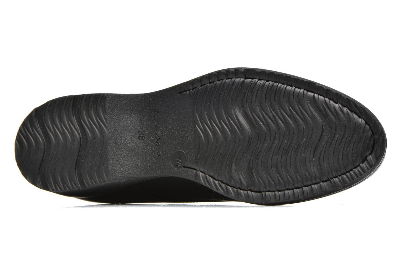 Chaussures à lacets Santoni Urban Hill 54271 Bleu vue haut