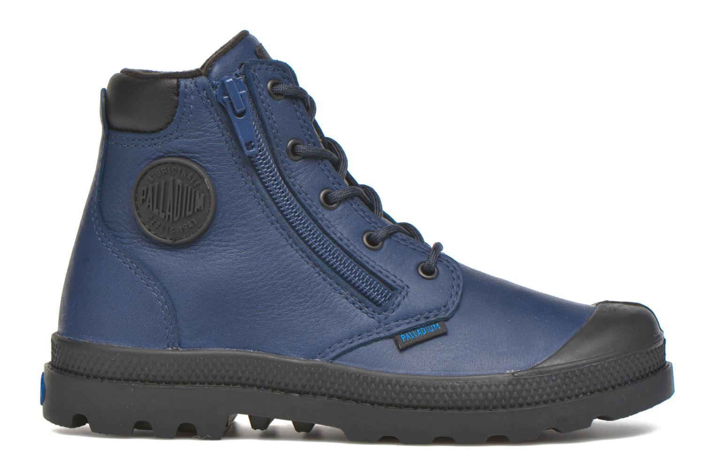 Bottines et boots Palladium Hi Cuff Wp K Noir vue derrière
