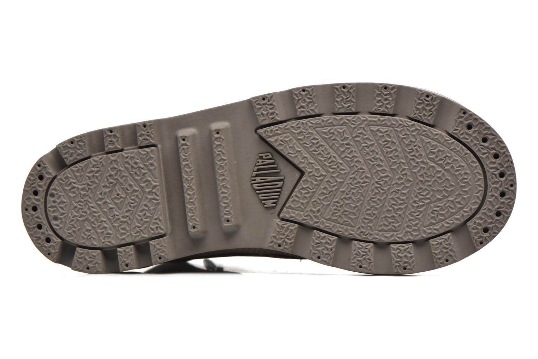 Stiefeletten & Boots Palladium Hi Cuff Wp K braun ansicht von oben