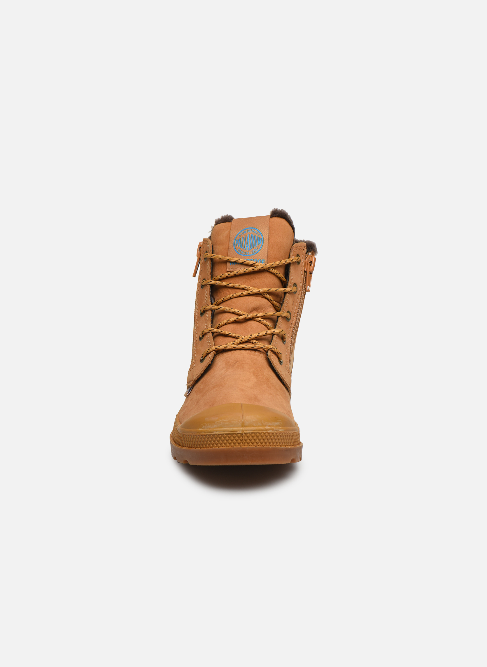 Boots en enkellaarsjes Palladium Hi Cuff Wps K Beige model