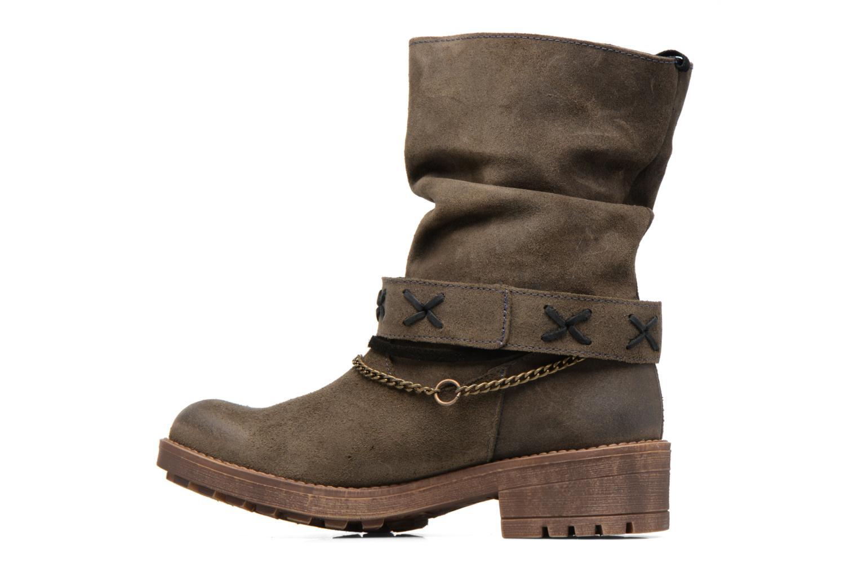 Boots en enkellaarsjes Coolway Angus Zwart voorkant
