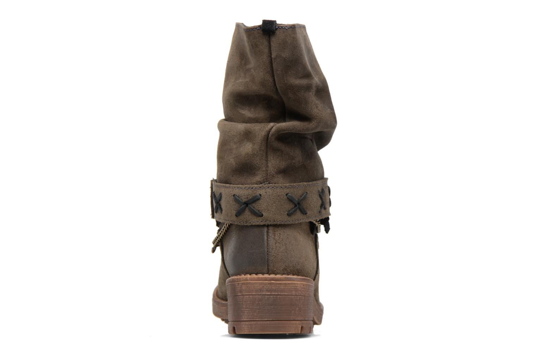 Boots en enkellaarsjes Coolway Angus Zwart rechts
