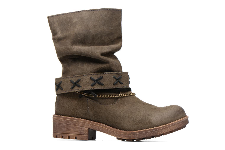 Boots en enkellaarsjes Coolway Angus Zwart achterkant