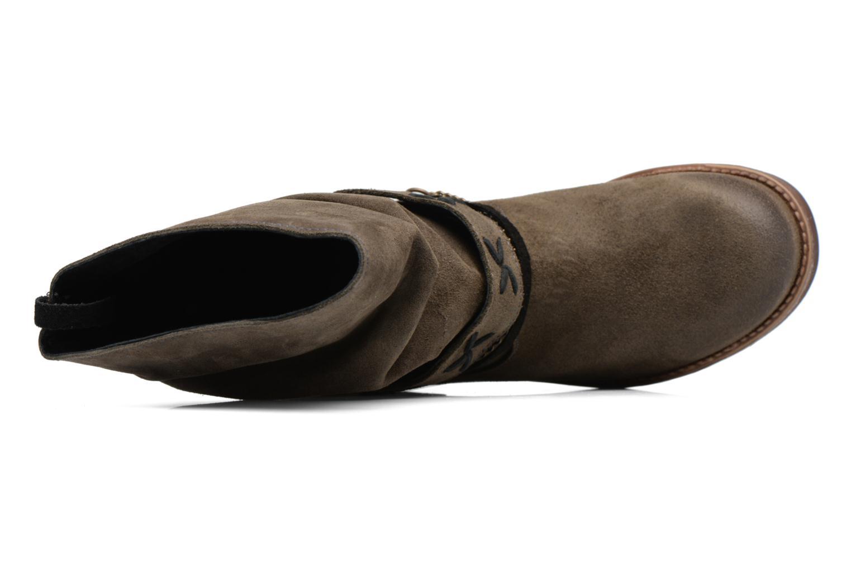 Boots en enkellaarsjes Coolway Angus Zwart links