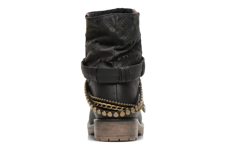 Bottines et boots Coolway Lasser Noir vue droite
