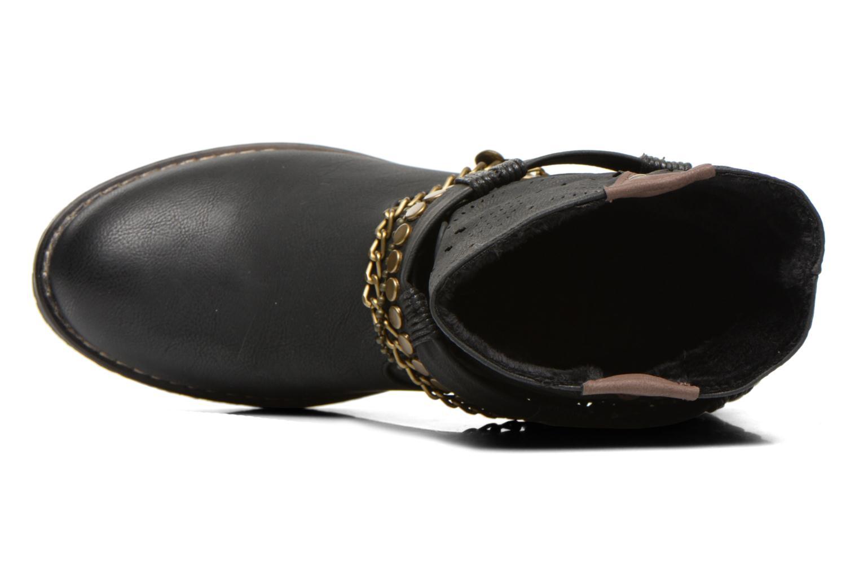 Bottines et boots Coolway Lasser Noir vue gauche