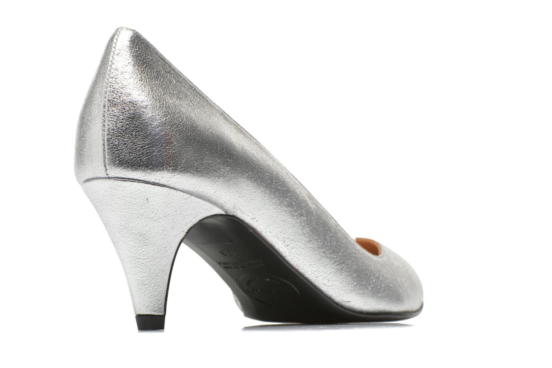Pumps Made by SARENZA Donut hut #4 Silver bild av skorna på