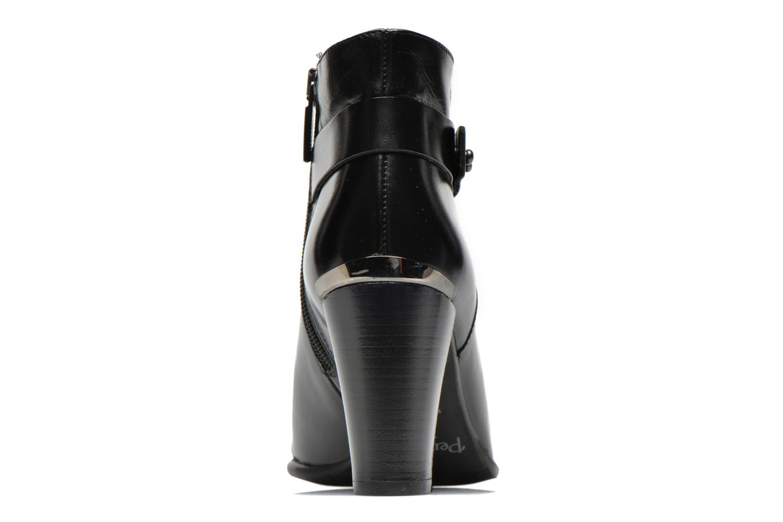 Stiefeletten & Boots Perlato Pohub schwarz ansicht von rechts
