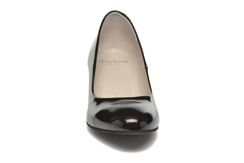 Zapatos de tacón Perlato Papof Negro vista del modelo