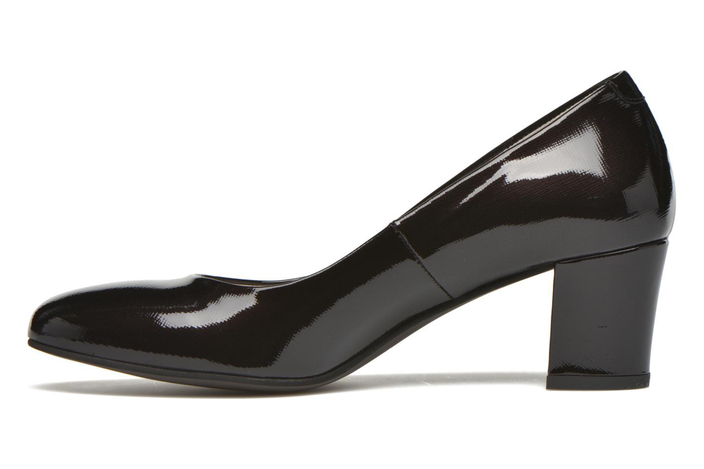 Zapatos de tacón Perlato Papof Negro vista de frente